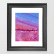 Improvisation 41 Framed Art Print