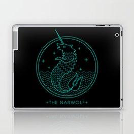 The Narwolf Laptop & iPad Skin