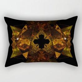 Hot Star Rectangular Pillow