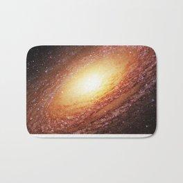 Spiral Galaxy Bath Mat
