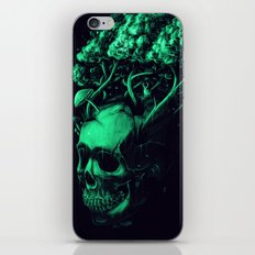 The End Is the Beginning iPhone & iPod Skin