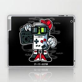 Retro Game Kid Laptop & iPad Skin