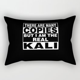 I Am Kali Funny Personal Personalized Gift Rectangular Pillow