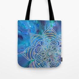 Mystical Mandala Tote Bag