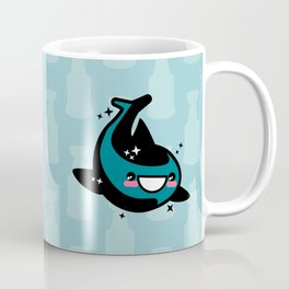 Stay Shark Out There Coffee Mug