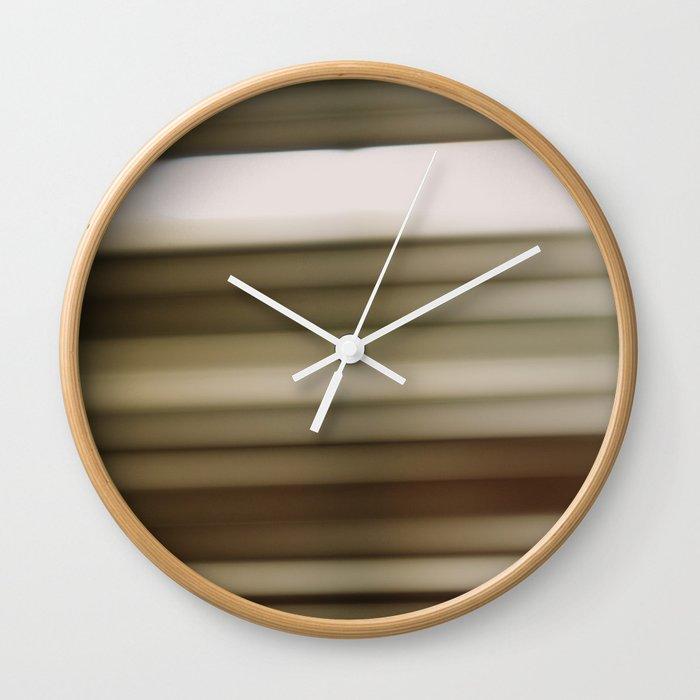 Servo Wall Clock
