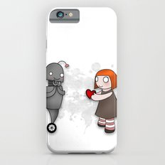 Robot Love iPhone 6s Slim Case