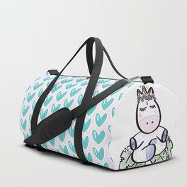 Bindi the Unicorn Duffle Bag