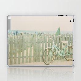 Beach Cruiser Bicycle Laptop & iPad Skin