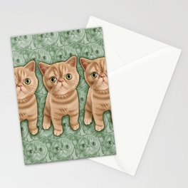 Mr Waffles Stationery Cards