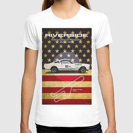 Riverside Mustang Vintage T-shirt
