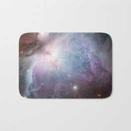 Orion Nebula Space Photo Bath Mat