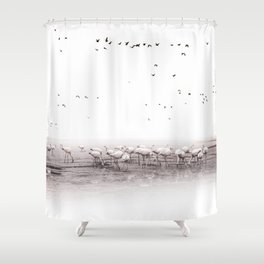 Nature and magic #03 Shower Curtain