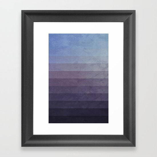 myssyng yww Framed Art Print