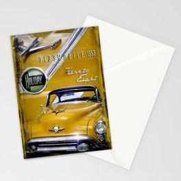 Oldsmobile 1953 Stationery Cards