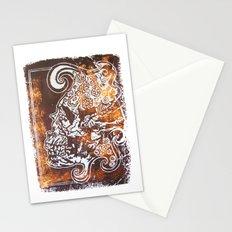 Crâne 02 Stationery Cards