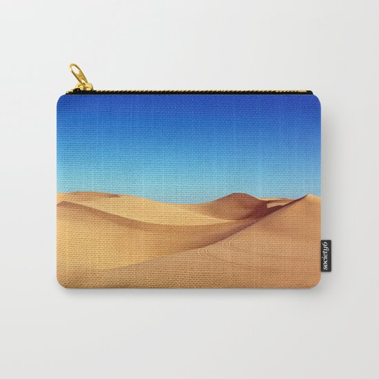 Desert blue Carry-All Pouch