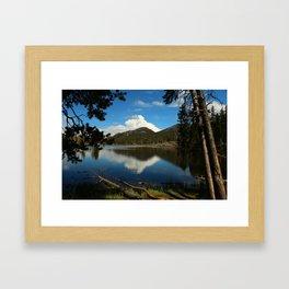 A Remarable Place Framed Art Print