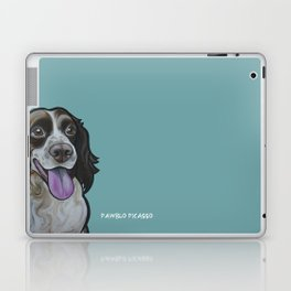 Bea the Springer Spaniel Laptop & iPad Skin