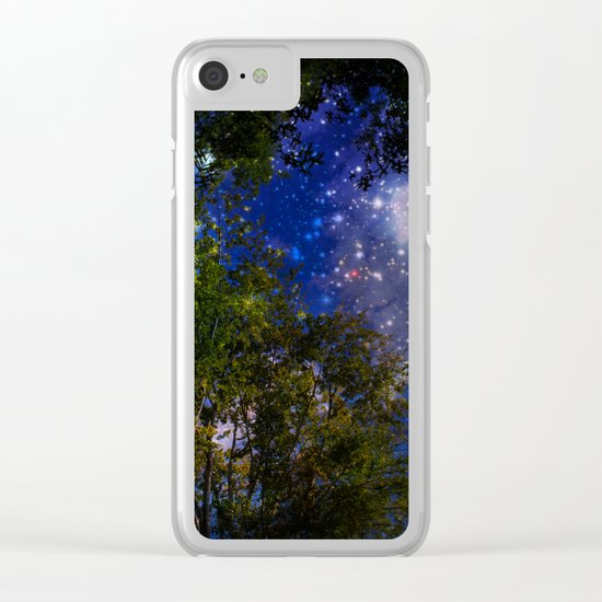 Dreams come true Clear iPhone Case