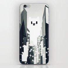 Yeti coming to town. iPhone & iPod Skin