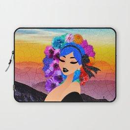 Suzie Blue Laptop Sleeve