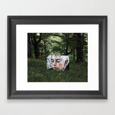 Effy Framed Art Print