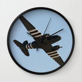 Dc3 Wall Clock