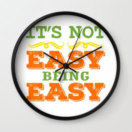 Colorful simple and attractive tee for you! Makes a nice gift too! Grab yours now!  Wall Clock