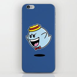 Super Cereal Ghost iPhone Skin