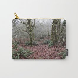 Enterance to the Woods Carry-All Pouch