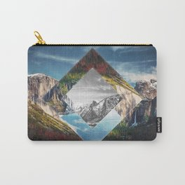 Valley of Other Dimension Carry-All Pouch