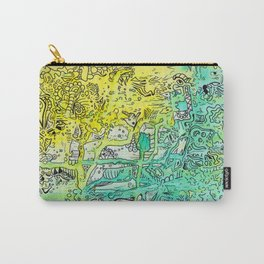 Water color 1 Carry-All Pouch