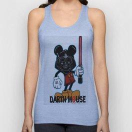 Darth Mouse Unisex Tank Top
