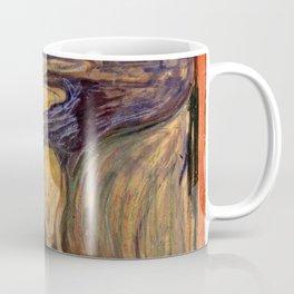"Edvard Munch ""The Scream"", 1893 Coffee Mug"