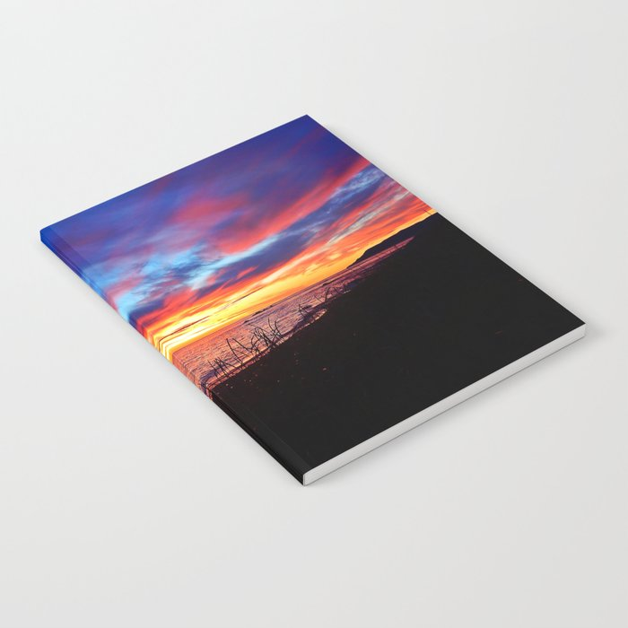 Sunrise on Sainte-Anne-Des-Monts Notebook
