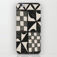Tapa Cloth | Pacifica Patterns | Tribal Art iPhone & iPod Skin
