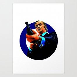 get carter Art Print