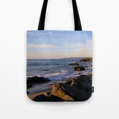 Second Valley Tote Bag