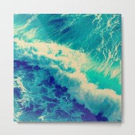 OCEAN WAVE 308 Metal Print