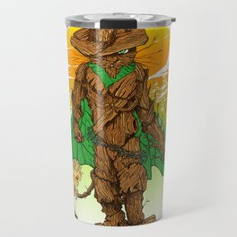 Puss n Groot Travel Mug