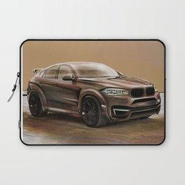 Martian X6 SUV Artrace edition Laptop Sleeve