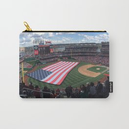 Opening Day 2016; Nationals Park Carry-All Pouch