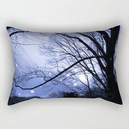 Remembering Fireflies Rectangular Pillow