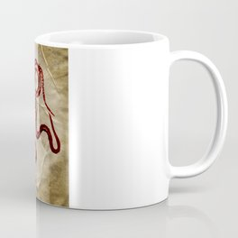 ä Octopus  Coffee Mug