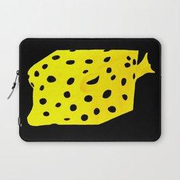 Spongebob Boxfish Laptop Sleeve