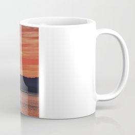 Sunset at Oban Bay Coffee Mug