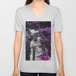 Searching but lost Unisex V-Neck