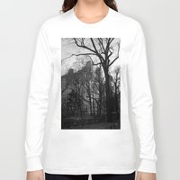 fifth element Long Sleeve T-shirts featuring Fifth Avenue by Wages of Fear