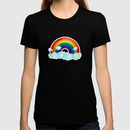 Rainbow Wishes T-shirt